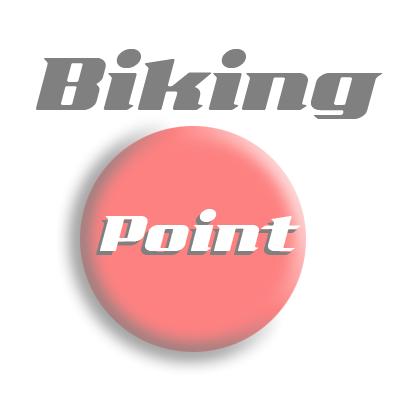 Pedales Massi CM-408 Aluminio Negro